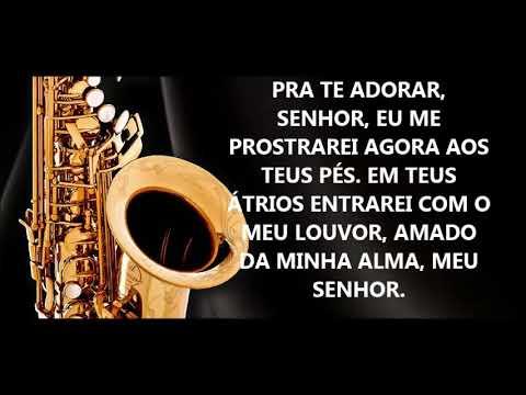 PARA O TEU LOUVOR   Eliã Santos (CD ATÉ O FIM)