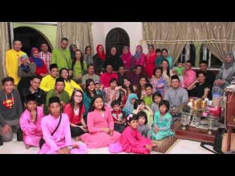 Selamat Hari Raya - Keluarga Harun 2013