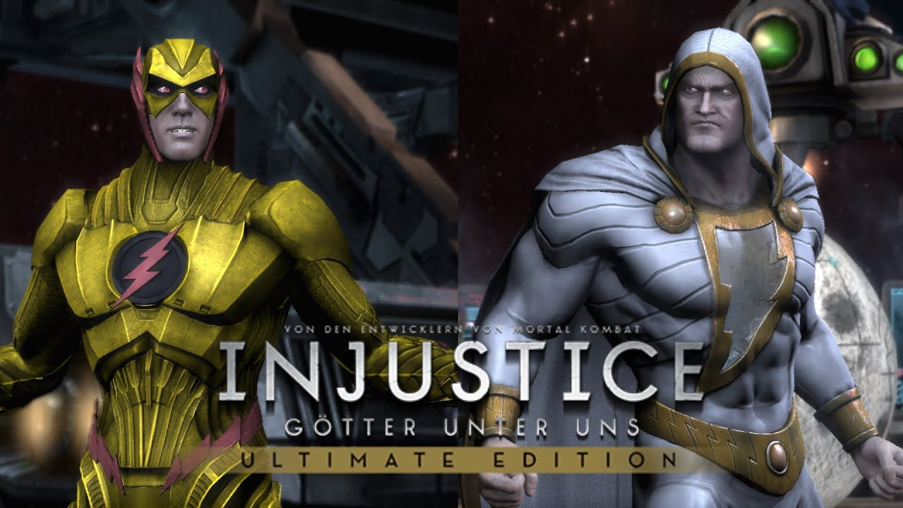 Injustice Ultimate Edition PC