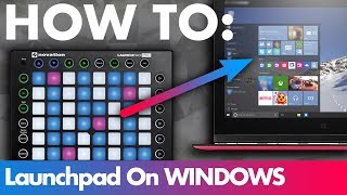 (OUTDATED METHOD) Prepare your WINDOWS PC for Launchpad Performances