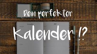 Dein perfekter Kalender?! - Neuigkeiten zum DIY Kalender 2019