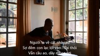 Lời Của Mẹ - Thơ Nguyễn Cảnh Bình - Hát thơ minhduc