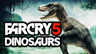 Far Cry 5 News: Dinosaurs & Zombies; Blood Dragon 2 DLC (Far Cry 4 Multiplayer Coop Gameplay)