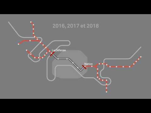 Fermeture du RER A été 2017 : le pourquoi du comment des travaux