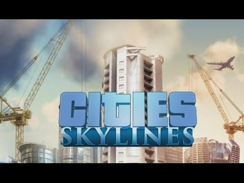 [3] Cities: Skylines | Mining Industry & Planning The Slums [Let's Play]