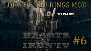 HoI4 - Waking the Tiger - Lord of the Rings mod - Saruman - Part 6