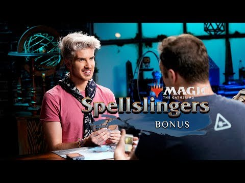 Gag Reel! Day[9] vs. Joey Graceffa | Magic: The Gathering: Spellslingers