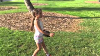 8u softball player pitching skills intro