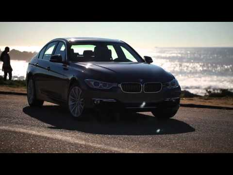 New BMW 3 Series / Driving Through Big Sur