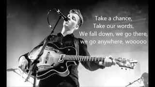George Ezra - Stand by your gun  Lyrics Video