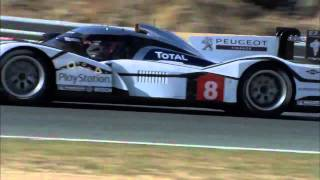 Peugeot 908 HDi FAP Hybrid  Videos