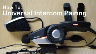 Cardo PACKTALK SLIM - Universal Intercom Pairing
