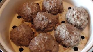 #219 Рецепт: КОТЛЕТЫ НА ПАРУ в мультиварке. Просто и вкусно!