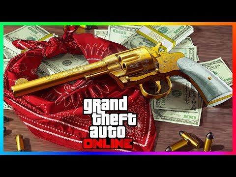 250,000$ EN TUANT DES PNJ ! (GTA 5 ONLINE DLC)