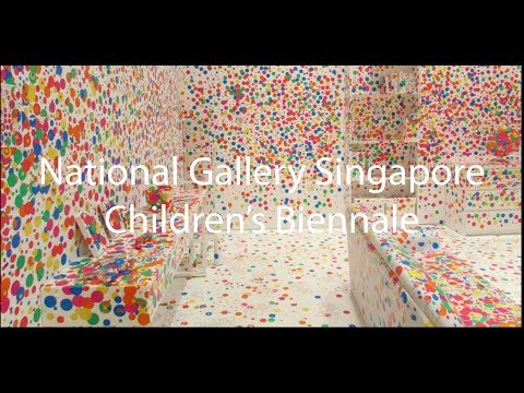 Children's Biennale 2017 // National Gallery Singapore