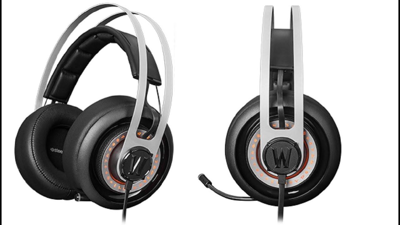 SteelSeries Siberia Elite World of Warcraft Gaming Headset Drivers Update