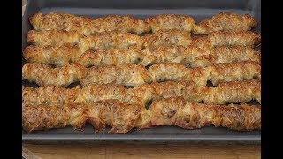 Mini pitice od mesa za prste polizati - Sašina kuhinja