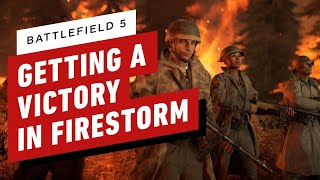 Battlefield 5: Firestorm - What Getting a Victory Looks Like