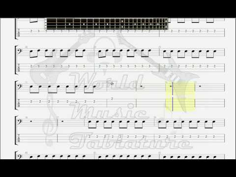 Dale, Dick   Misirlou BASS GUITAR TAB