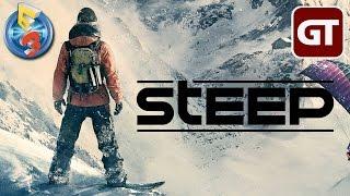 Thumbnail für Der Berg ruft | STEEP in der E3-Auswertung - Trailer-Check zum Gameplay
