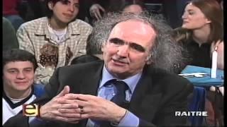 1998 – RAI 3 – Rai Educational – Il sesso è ancora un tabù? – Vittorino Andreoli al liceo Socrate