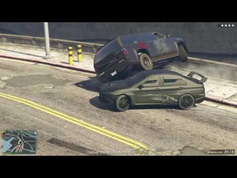 Grand Theft Auto V GTA ONLINE VIP MISSIONS-HOSTILE TAKOVER