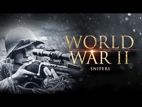 The Second World War: Snipers