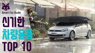 신기한 차량용품 TOP 10