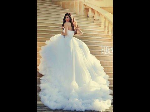 Самые красивые свадебные платья. Фото