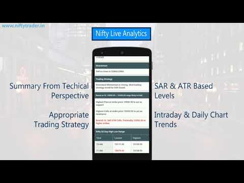 NiftyTrader App: SGX Nifty, Stocks Analysis, Options Trading, Option Strategy, Nifty Live Analytics