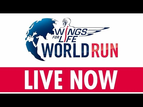 Wings for Life World Run 2015 - LIVE