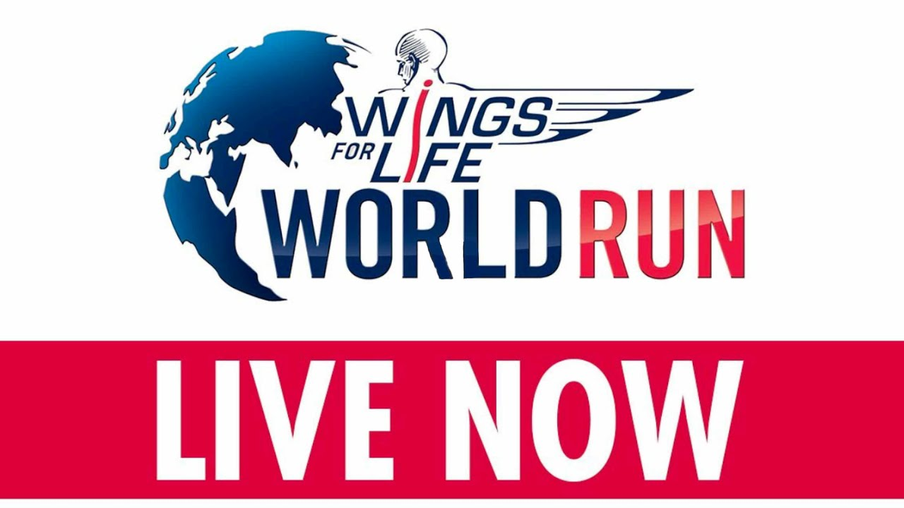 Wings For Life World Run 2015 Live Youtube