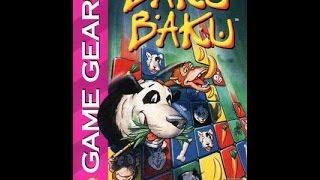 Baku Baku Animal (Game Gear/Sega Master System)