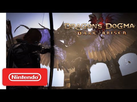Dragon's Dogma: Dark Arisen - Announcement Trailer - Nintendo Switch