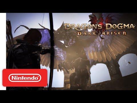 Dragon's Dogma: Dark Arisen - Announcement Trailer - Nintendo Switch