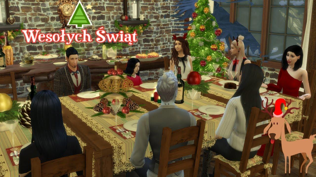 Download The Sims 4 Pl : Wyzwanie 100 dzieci Adama #117 ( Wigilia z Adasiem )