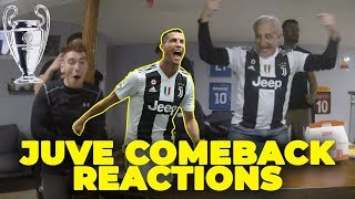 Juventus 3-0 Atletico Madrid | Live Match Reactions 😮