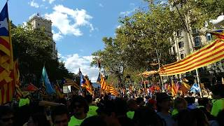 2. Diada 11 Setembre 2017 - Barcelona