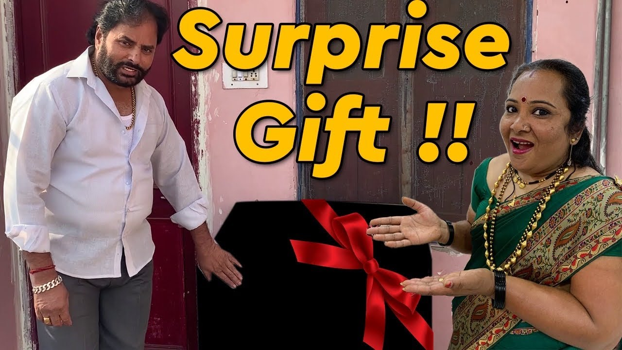 Surprise gift for your aunty || Tasty khana Vlog ||