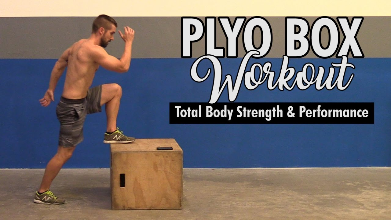 Best plyometric boxes for 2019 & top 7 plyo boxes reviewed