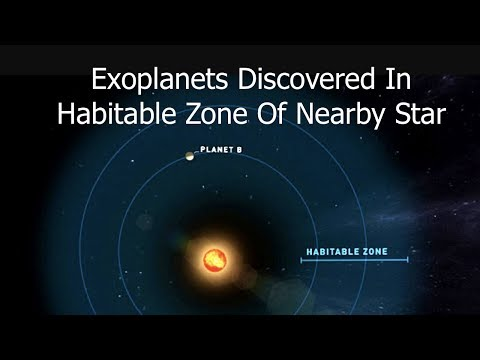Exoplanets Discovered In Habitable Zone of Teegarden's Star - 'Only 12.5 Light Years Away'