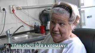 Több pénzt ígér a kormány a fogyatékosokat segítő támogató szolgálatokra 19-11-12