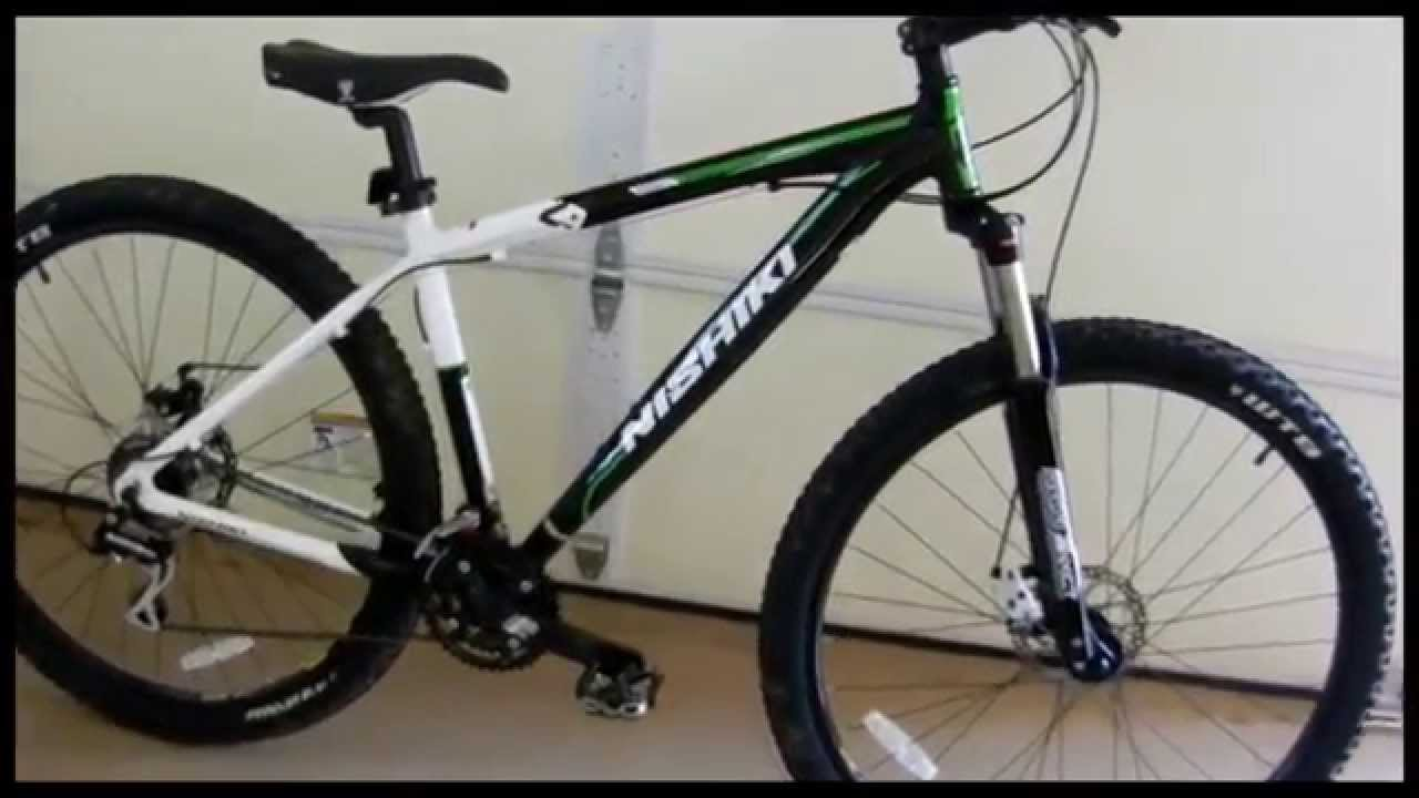 2013 Nishiki Kinzua 29er Mountain Bike Overview Youtube