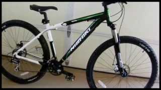 2013 Nishiki Kinzua 29er mountain bike overview