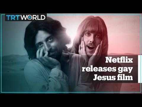 Sharon Gomez - Cristianos furiosos por Film que muestra a un Jesus Homosexual