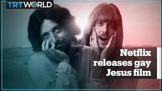 Over 1 million people mobilise against Netflix's gay Jesus film