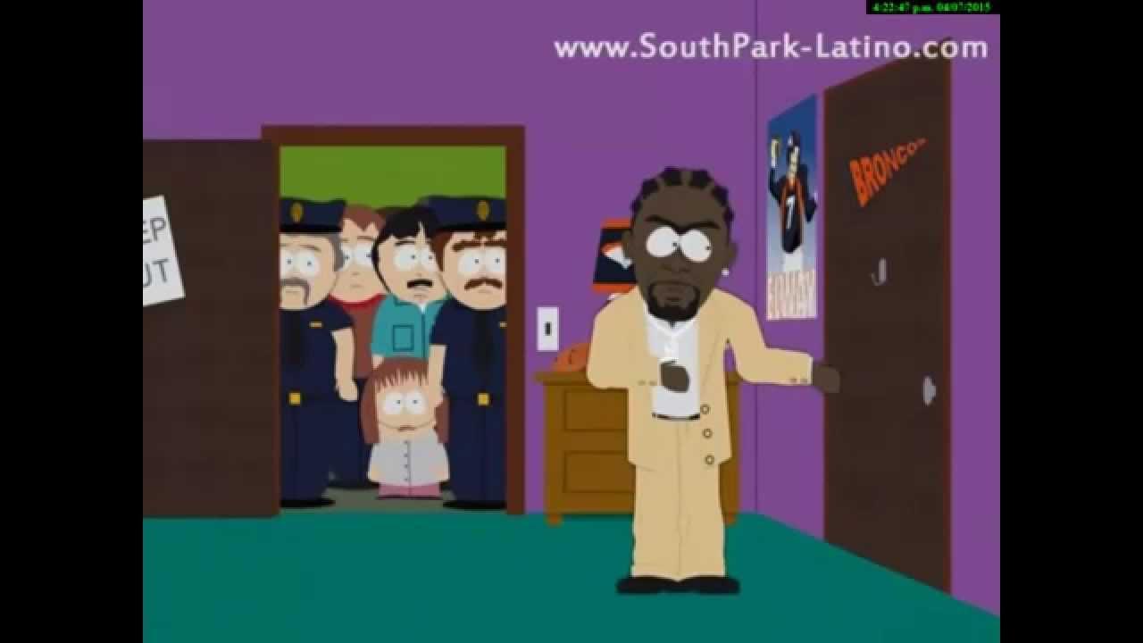 South Park Tom Cruise Y John Travolta No Quieren Salir Del Cl 243 Set Youtube