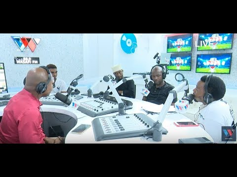 #LIVE: SPORTS ARENA NDANI YA 88.9 WASAFI FM - DECEMBER 13. 2019