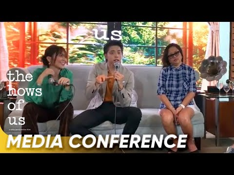 #TheHowsOfUsMediaDay | The Hows Of Us