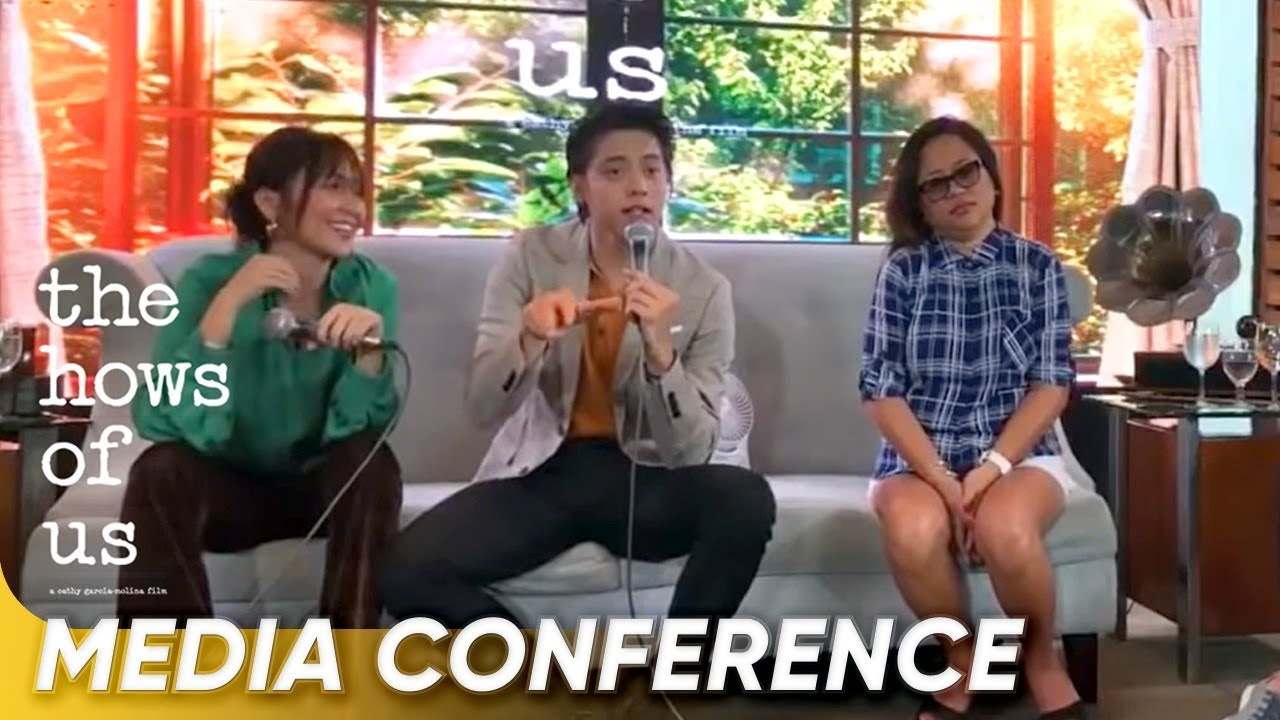 Thehowsofusmediaday The Hows Of Us Youtube